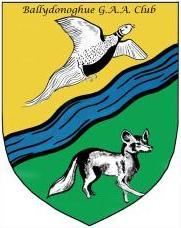 Ballydonoghue GAA Logo